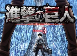 Attack on Titan season 3 official poster