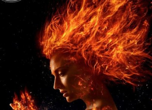 Sophie Turner as JEan Grey in X-Men: Dark Phoenix