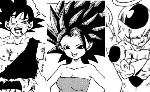 Dragon Ball Super manga chapter 32