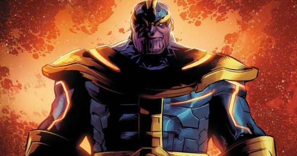Thanos in Marvel comics