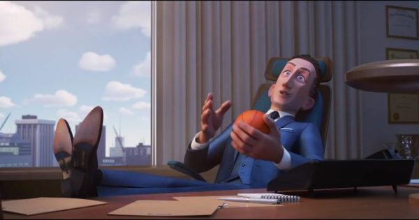 Winston Deavor in Incredibles 2