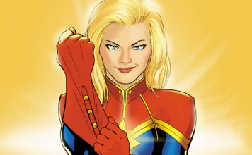 Carol Danvers as Captain Marvel Superpowers