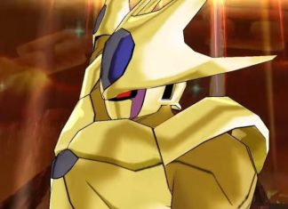 Golden Cooler in Dragon Ball Heroes