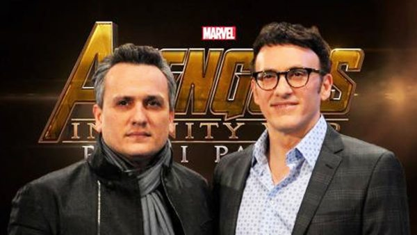 Russo Brothers Avengers Directors
