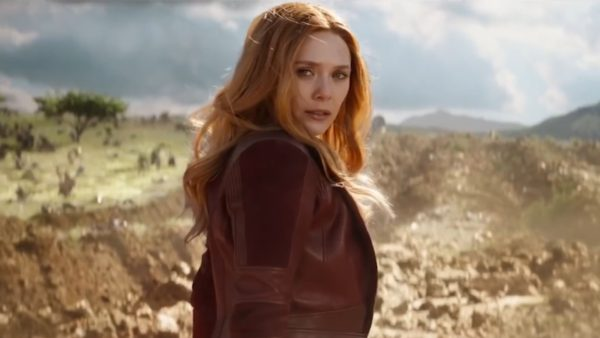 scarlet witch powerful character