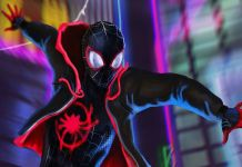 Spiderman: Into the Spider-verse second trailer