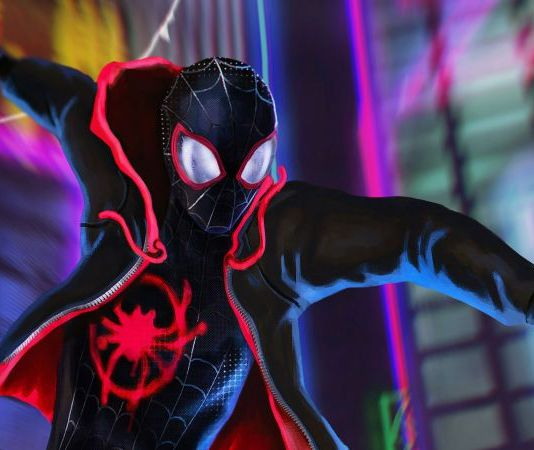Spiderman: Into the Spider-verse second review