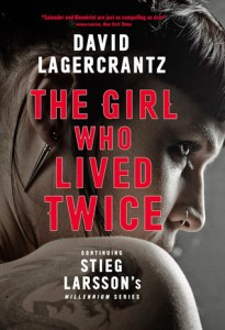 The Girl Who Lived Twice book cover