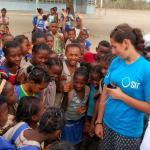 Herost Ambassador Camille children