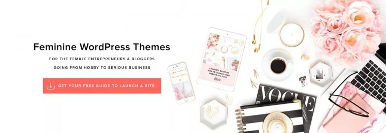 Bluchic-feminine WordPress themes - Pretty theme - make money blogging network make money blogging | herpaperroute.com