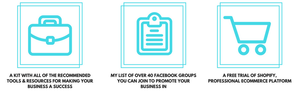 Facebook advertising secrets - how to use Facebook ads manager - how to start an online store - sell with shopify online course | herpaperroute.com