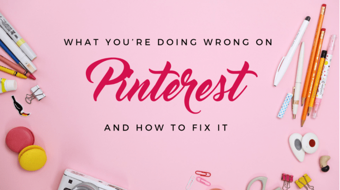 What you are doing wrong on Pinterest and how to fix it. 1 million repins. Go viral. Traffic.