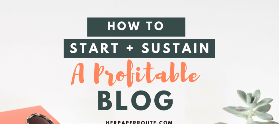 How To Start A Profitable Blog - Easy WordPress Set Up- SiteGroundHosting - Best Hosting - Affiliate Marketing - ecourse course training compplete blogging business marketing   www.herpaperroute.com
