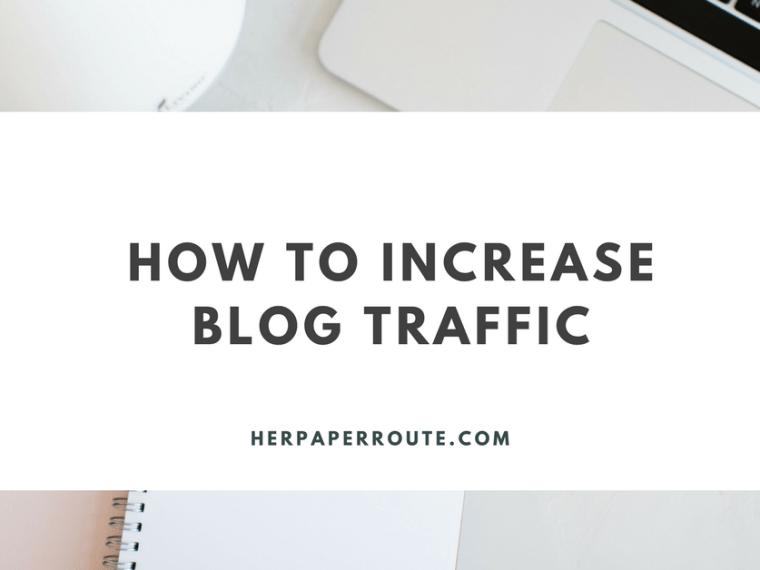 Increase blog traffic exposure seo - Entrepreneur's Black Friday Blog & Biz Must-Haves - Make money online - Affiliate marketing - Sales - Profitable blog - Social Media - Management - SEO - Promote   www.herpaperroute.com