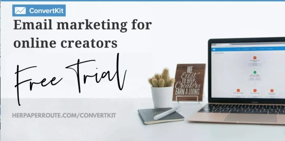 How To Start A Subscription Box CONVERTKIT FREE TRIAL How To Start A Subscription Box
