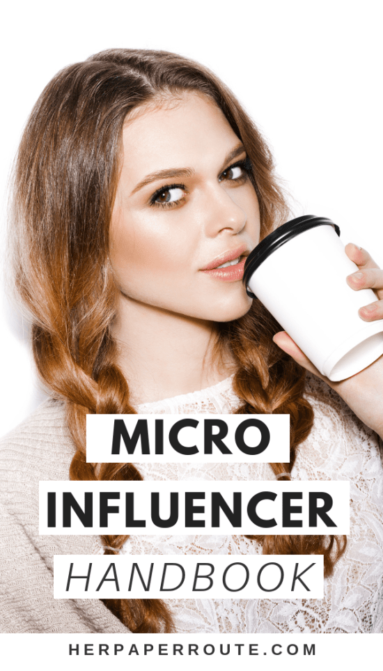 A micro-influencer handbook - influencer marketing micro influencer bloggers make money blogging herpaperroute.com