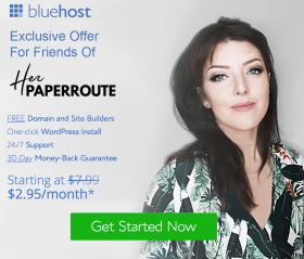 Self Hosting Website Self Hosting Website Bluehost start a blog herpaperroute.com