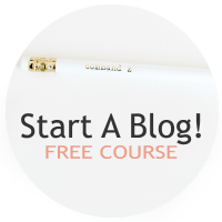 Free Start A Blog Course - HerPaperRoute - How To Start A Profitable Blog - Easy WordPress Set Up- SiteGroundHosting - Best Hosting - Affiliate Marketing - ecourse course training complete blogging business marketing | www.herpaperroute.com