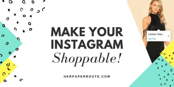 how to make your Instagram shoppable, instagram links, shop Instagram, ecommerce e-comerce (1)