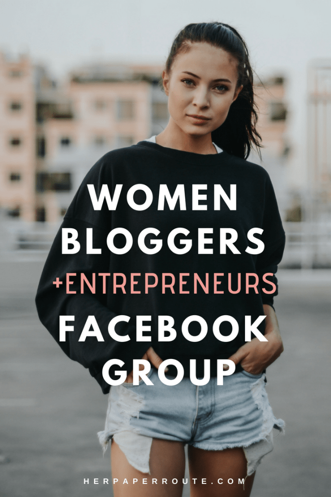 Lit Up Facebook Group For Women Bloggers And Entrepreneurs | www.herpaperroute.com