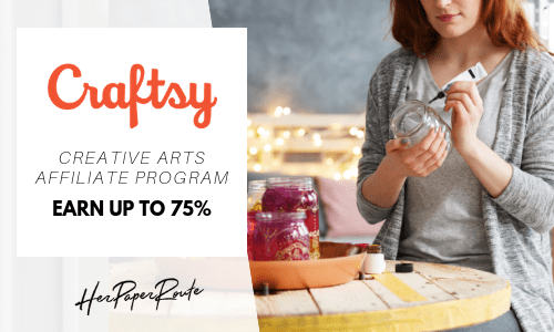 high commission affiliate programs high paying affiliate programs craftsy affiliate program herpaperroute.com