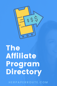High paying affiliate programs directory Learn Affiliate Marketing Blog affiliate program list bloggers make money herpaperroute.com