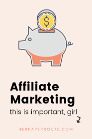 Learn Affiliate Marketing, high paying affiliate programs, How To Make Money While You Sleep, Affiliate Blogging, How To Build Profitable Affiliate Marketing Websites, What is affiliate marketing and how does it work? making money from a blog, blogger salary, how much money can you make blogging? herpaperroute.com