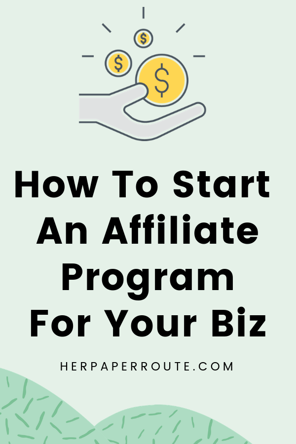 how to start an affiliate program for your business create an affiliate program find affiliates become a shareasale merchant make money affiliate marketing my business how to start an affiliate program become a shareasale merchant host my affiliate program on shareasale HerPaperRoute.com