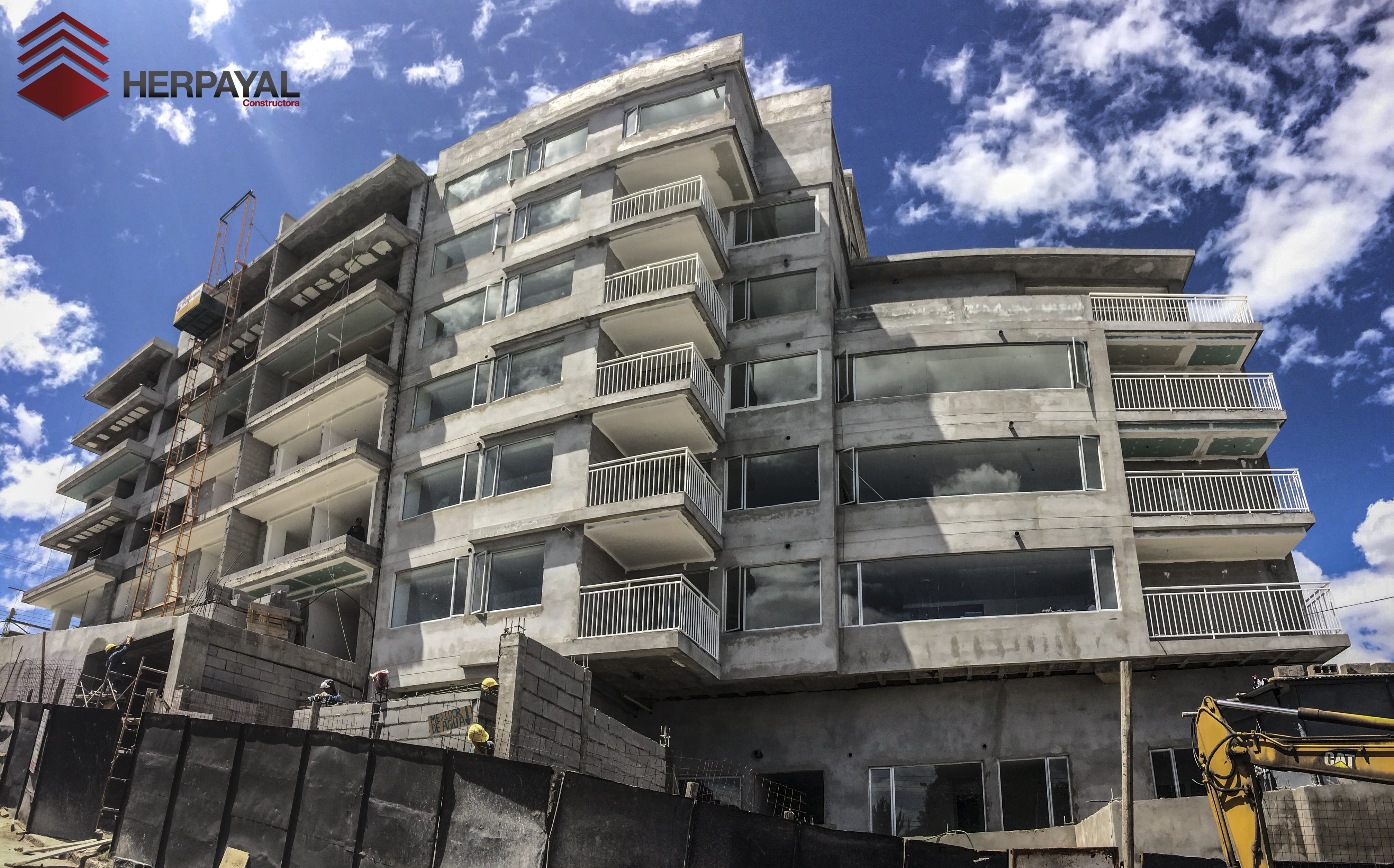 Suites departamentos al norte Quito