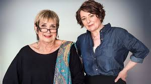 Jenny Murray and Jane Garvey host Woman's Hour