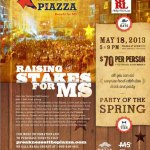 Preakness at the Piazza {Benefiting the National MS Society}