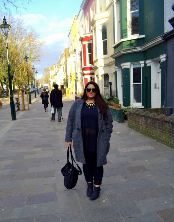 Finding my confidence from plus size bloggers: From the corners of the curve