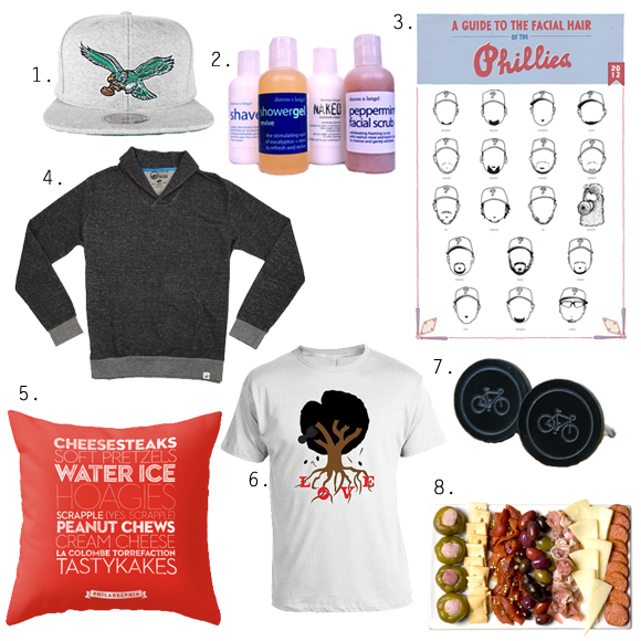 Philly Guy Gift Guide 2017 Her Philly