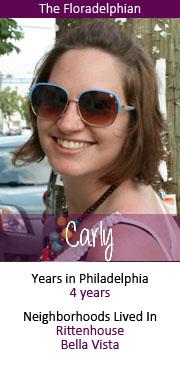 The Floradelphian / Carly