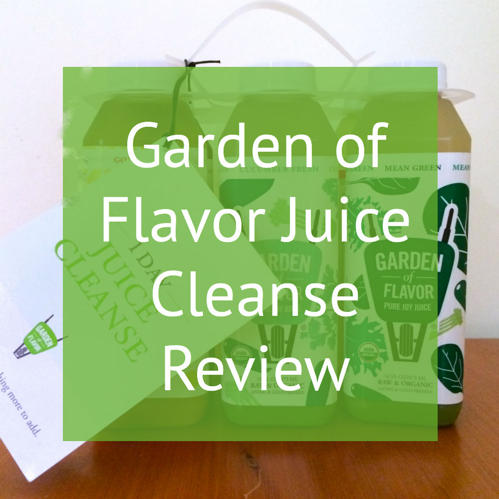Garden of Flavor Juice Cleanse Review // Her Philly