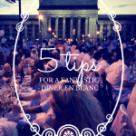 5 Tips For A Fantastic Dîner en Blanc