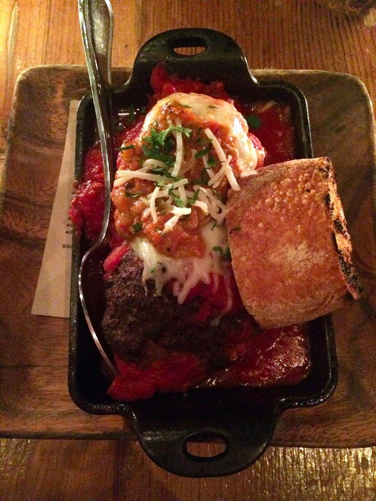 Barbuzzo Meatballs // Her Philly