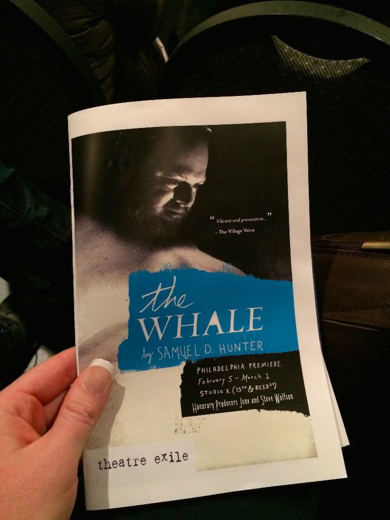 The Whale at Theatre Exile