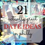 Philadelphia Date Ideas