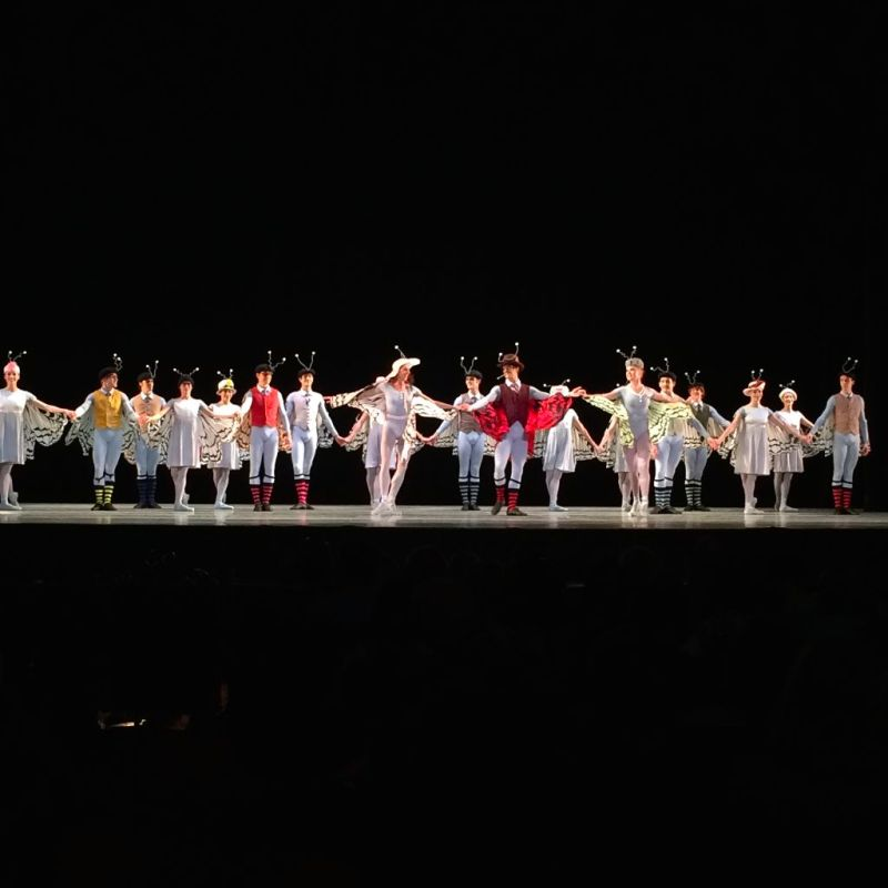 Tribute to Jerome Robbins PA Ballet