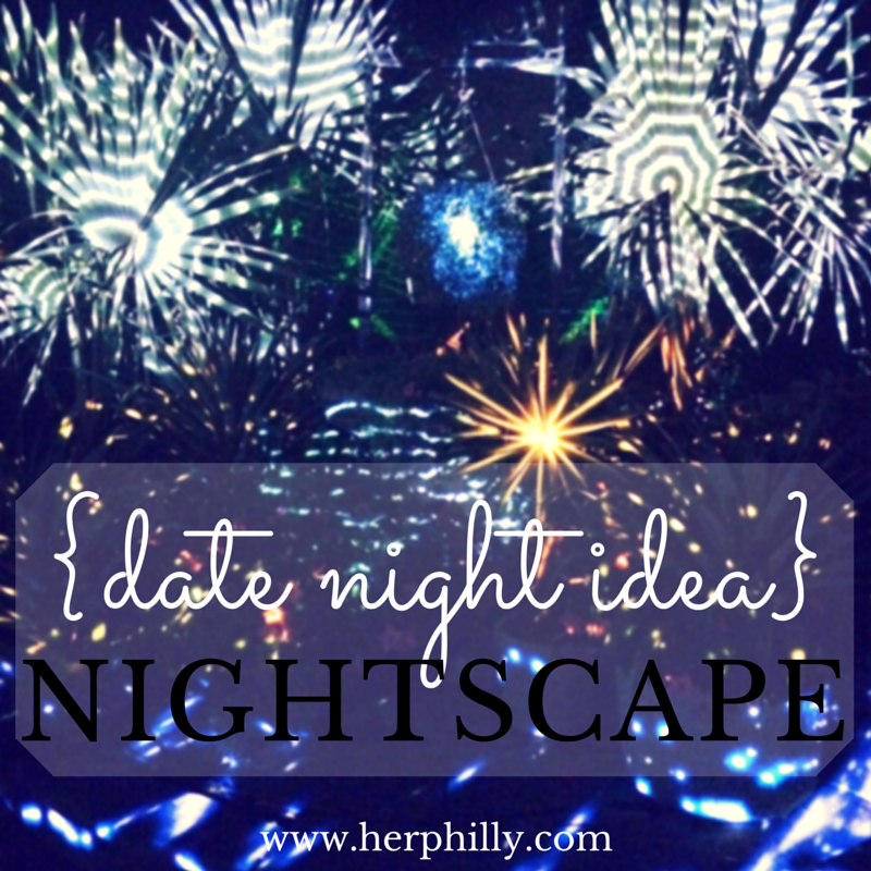 Date Night Idea: Nightscape at Longwood Gardens