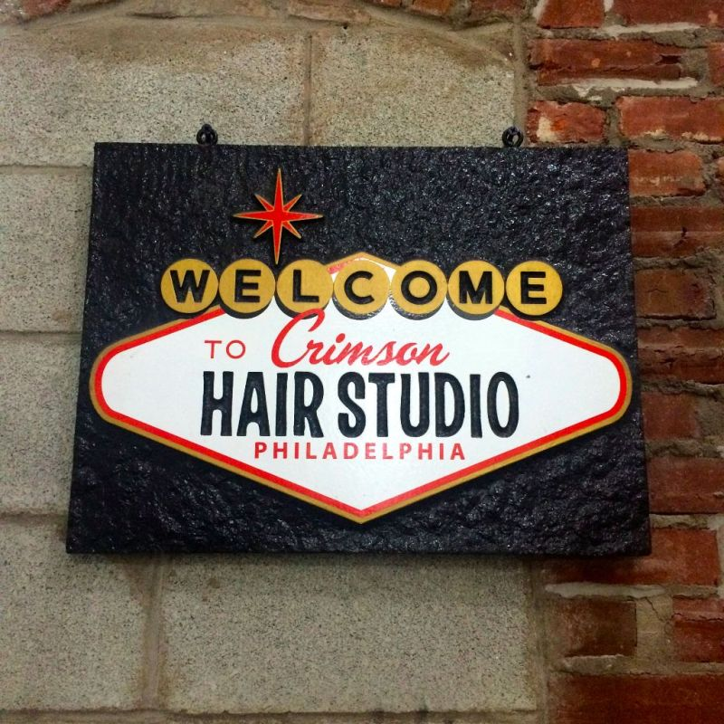 Review of Crimson Hair Studio Philadelphia