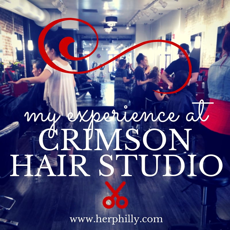 My Experience at Center City Crimson Hair Salon