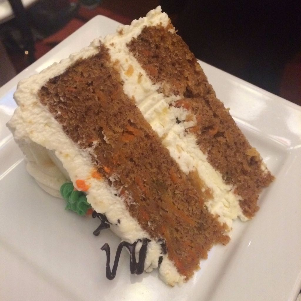 Carrot Cake Kermit's Bake Shoppe