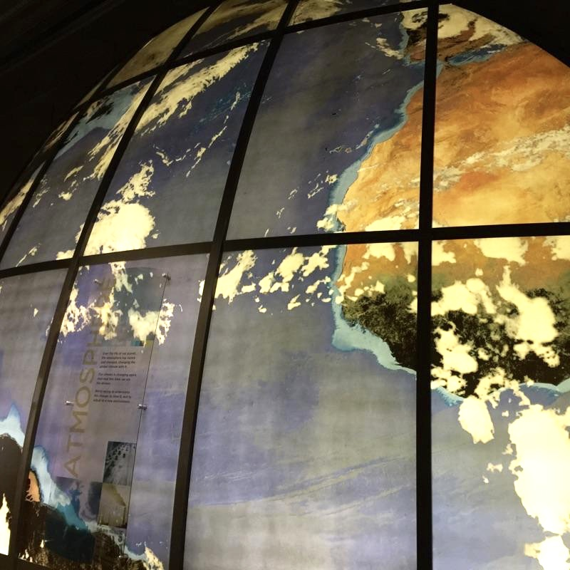 Franklin Institute: Changing Earth