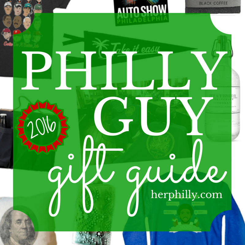 What you should get your Philly guy for Christmas