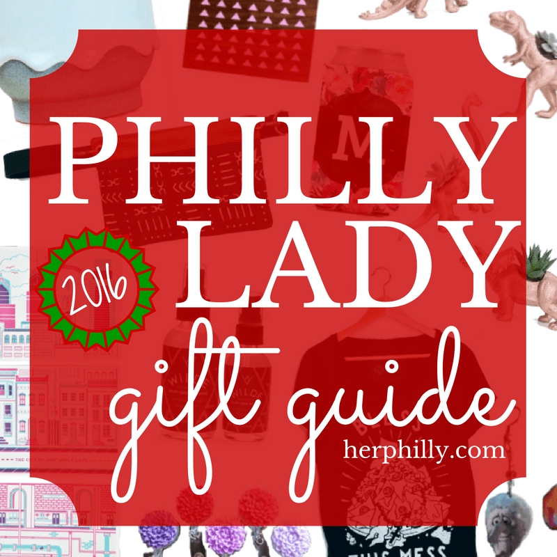 what to get a philly lady for christmas
