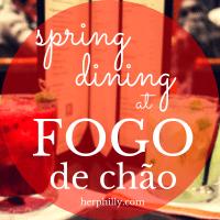 Spring Dining at Fogo de Chão Philadelphia