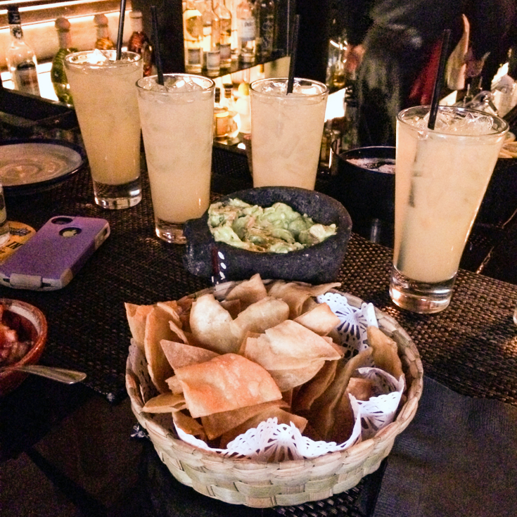 Happy Hour at Tequilas Philadelphia