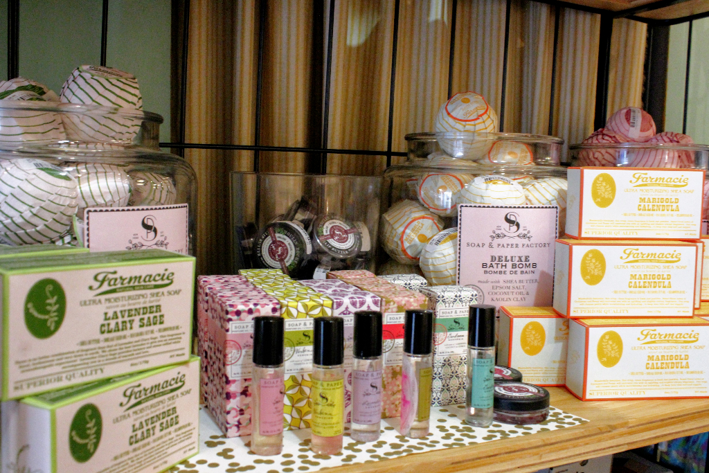 Cute beauty gifts in Philly